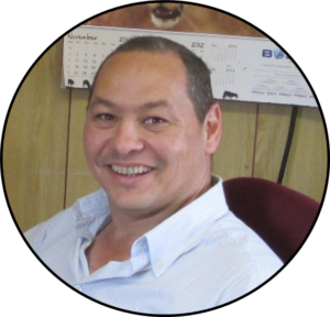 picture of Paul Heeger, structural engineer based in durban